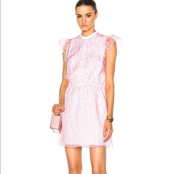 Carven Dresses & Skirts - $590 Carven BNWT Floral Dress Sz 40